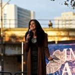 Emcee Dina Bair - WGN TV