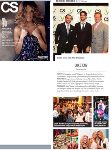 CS Magazine EnV Opening