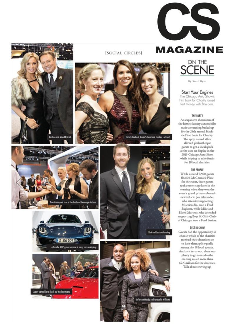 CS Magazine Press Clip