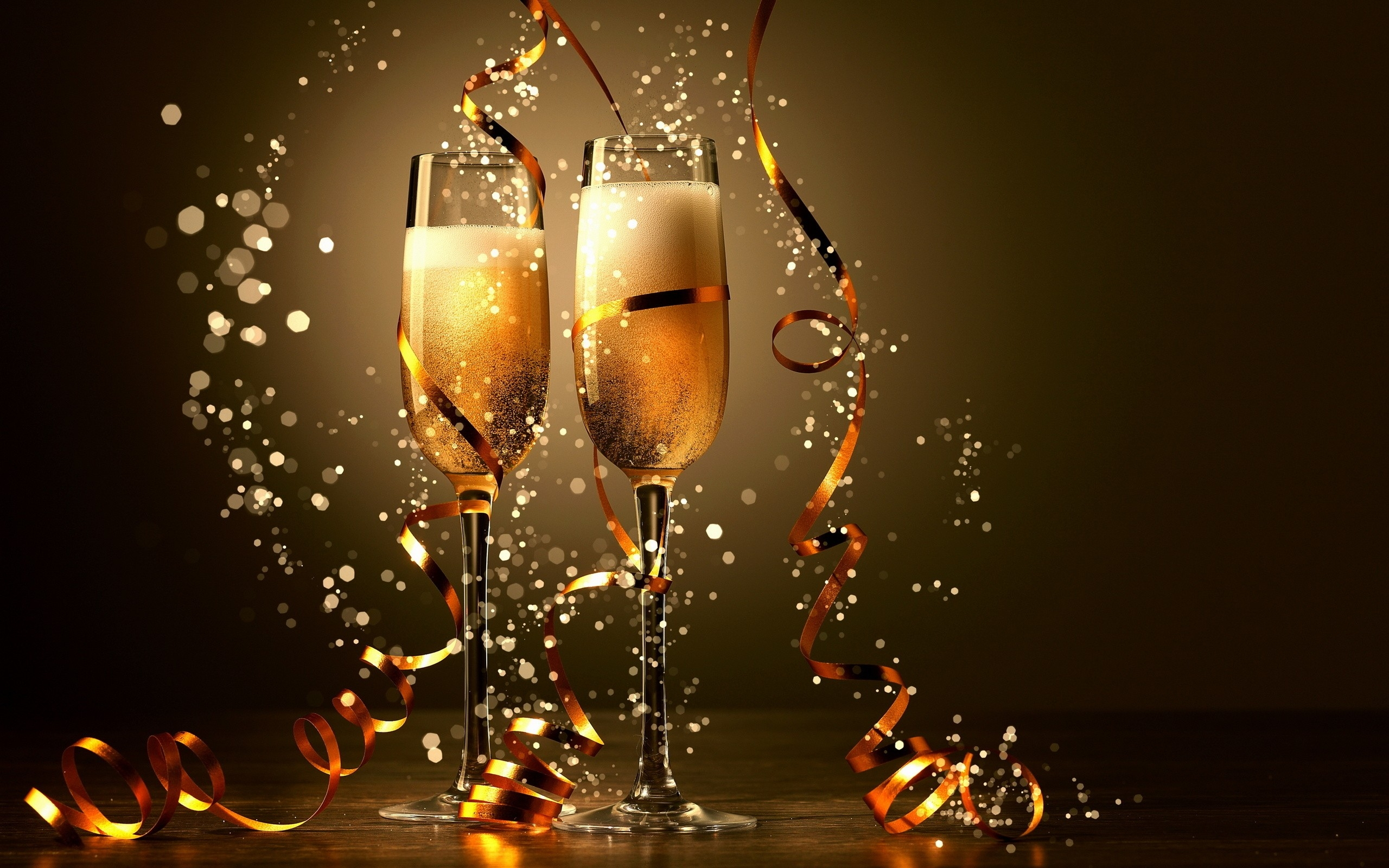 hd wallpapers new years wallpaper year champagne 2560x1600
